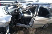 تصادف در رضویه مشهد 2 کشته داشت