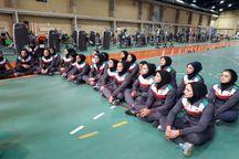 گرگان میزبان اردوی تیم ملی کبدی زنان 5 گلستانی در اردو