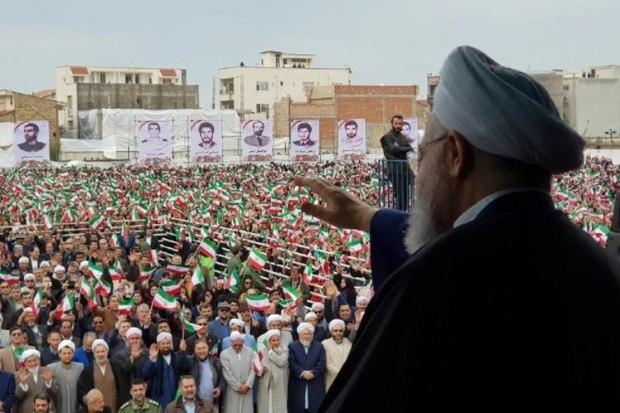 روحانی: آماده روابط دوستانه با یکی دو کشور منطقه هستیم