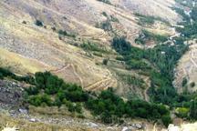 عملیات ایجاد بزرگترین پارک کوهستانی همدان آغاز شد