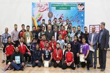 برترین های میانداری و مرشدی کشور دربوشهر معرفی شدند