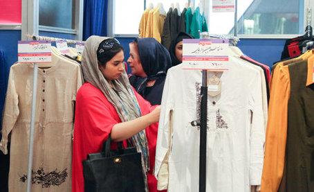 مردم سالی ۷ میلیارد تومان لباس میخرند