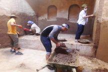 فعالیتهای فرهنگی و عمرانی داوطلبان یونسکو در مهریز پایان یافت