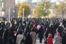 همایش بزرگ پیاده روی خانوادگی در ابراهیم آباد اراک برگزار شد