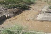 مرمت و احیای قنات فرح آباد روستای پشت گدار بم
