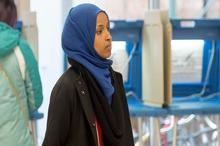 حمله تند عضو مسلمان مجلس نمایندگان آمریکا به ترامپ