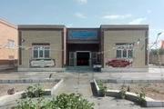 افتتاح خوابگاه شبانهروزی مدرسه برکت شهید نجاری  رفع مشکل 50 دانش آموز دختر روستای قاسم آباد