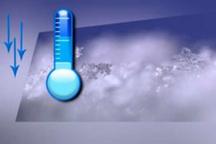 زنجان با منفی سه درجه سردترین مرکز استان کشور ثبت شد
