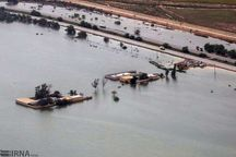 بارندگی ۱۶۴ میلیارد ریال به مزارع شادگان خسارت زد