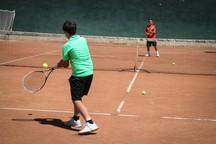 تنیسورهای تهران وفارس قهرمان مسابقات نوجوانان کشور شدند