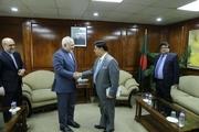 ظریف با وزیر خارجه بنگلادش دیدار کرد