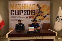 حریفان تیم ملی فوتسال ایران تیمهای تاکتیکی هستند