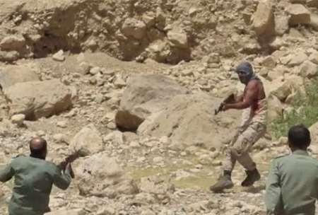 درگیری مسلحانه شکارچیان و محیط بانان در ملایر