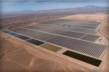 اجرای طرح توزیع برق از انرژی خورشیدی در اراضی ۲۰۰۰ هکتاری اشتهارد