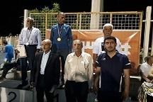 پیشکسوتان دومیدانی کار استان زنجان گردن آویز مدال های رنگارنگ شدند