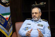 فرمانده نیروی هوایی: مقتدرانه از آسمان ایران دفاع میکنیم
