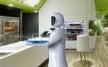 ساخت ربات پیشخدمت ویژه رستوران در دانشگاه امیرکبیر