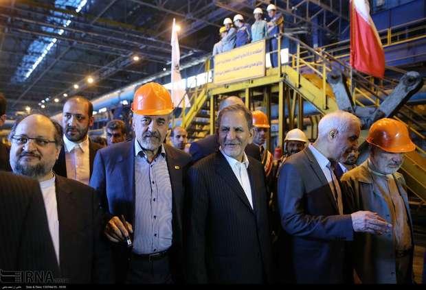 گزارش سفر معاون اول رئیس جمهوری به اصفهان؛نکته ها و تاکیدها
