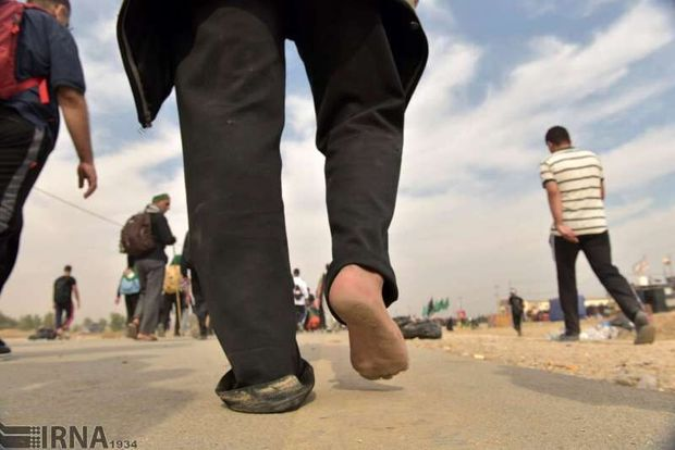 ۶۷۰۰ کردستانی زائر اربعین هستند