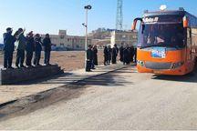 ۳۰۰ دانش آموز دختر مدارس مراغه عازم مناطق عملیاتی شمالغرب شدند