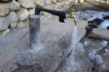 انشعاب غیرمجاز در سه شهر سنندج، بانه و مریوان  هدر رفت سالانه ۴.۶ میلیون مترمکعب آب