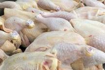 قیمت گوشت مرغ در مازندران کاهشی شد
