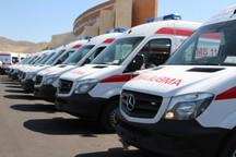 10 آمبولانس مجهز برای دانشگاه علوم پزشکی آبادان خریداری شد
