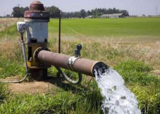 658 حلقه چاه آب غیرمجاز در کلاله فعال است