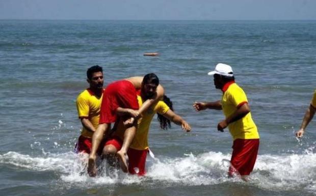 دریای مازندران از اول خرداد برای شنا آماده می شود