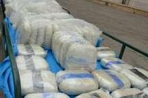 کشف 366 کیلوگرم مواد مخدر در شهرستان خاتم استان یزد
