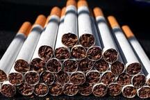 قاچاقچی سیگار در قزوین 690 میلیون ریال جریمه شد