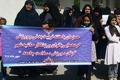گردهمایی ورزشی بانوان منطقه کوثر زاهدان برگزار شد