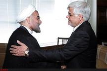 چرا عارف با روحانی دیدار کرد؟/ پاسخ احتمالی عارف به پیشنهاد وزارت