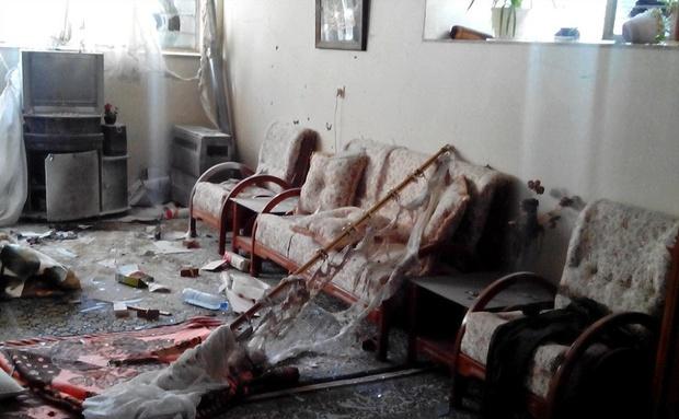 انفجار گاز در شهرضا 6 تن را مصدوم کرد