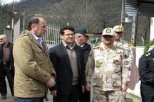 حقوق مرزی مردم آستارا در وزارت کشور پیگیری میشود