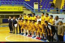 پتروشیمی بندر امام بدون شکست  نتیجه یک کوارتر پتروشیمی برابر با نتیجه یک نیمه پگاه تهران