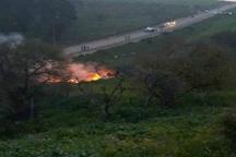 رژیم صهیونیستی: سوریه با حمایت ایران دستور حملات راکتی از غزه را داده بود!