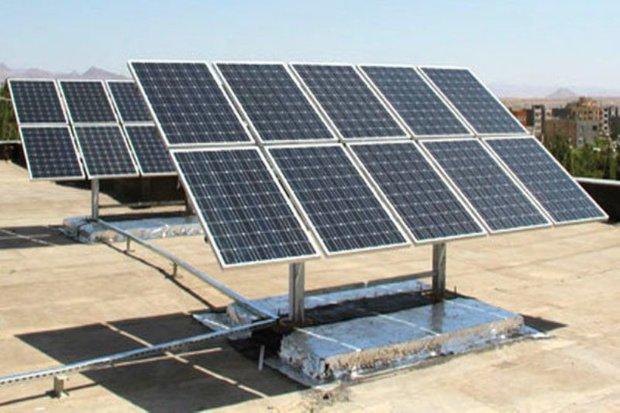 چهارمدرسه لرستان به سیستم گرمایشی خورشیدی مجهز شد