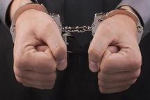 قاتل پیرزن ساوجی در چنگال قانون گرفتار شد