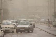 هوای شهرستانهای سرپل ذهاب و پاوه بحرانی است