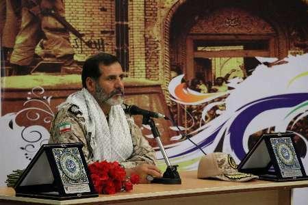 آزاد سازی خرمشهرفتح ارزش های اسلامی و رسیدن به آرمان ها بود