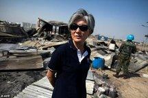 برای اولین بار؛ یک زن وزیر خارجه کرهجنوبی شد