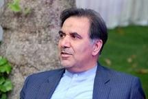 افتتاح فاز ۳ کنارگذر غرب اصفهان با حضور وزیر راه