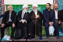 مراسم بزرگداشت مرحوم حجت الاسلام و المسلمین سید ابوالقاسم شجاعی(ره)