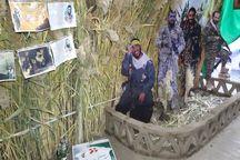 نمایشگاه فصل پروانگی در قزوین برپا شد