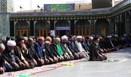 نماز ظهر عاشورا در بقاع متبرکه قم اقامه میشود