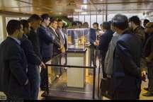 جام مارلیک رکورد بازدید از موزه رشت را شکست