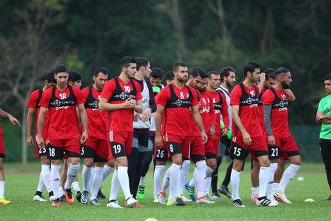 اردوی آمادهسازی تیم ملی فوتبال در ارمنستان