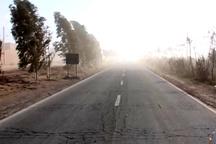 طوفان شن و ماسه در آران و بیدگل