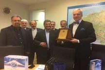 استقبال ایران و استونی از همکاری های الکترونیک و سیستم های هوشمند